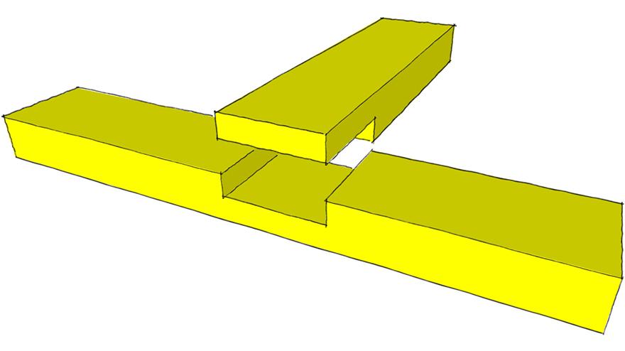 cross lap joint