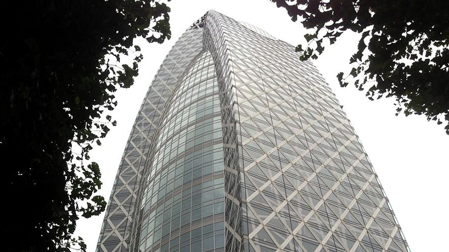 kenzo tange buildings