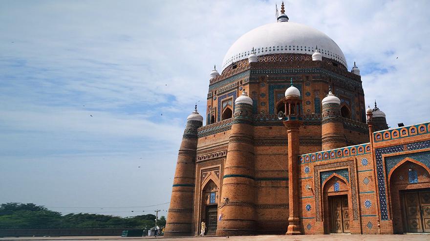 Multan tomb